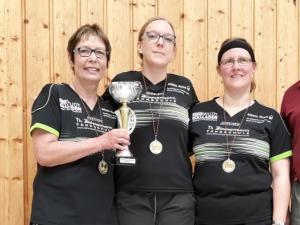 Damen 2 Verbandspokal 2018